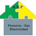 ELECTRICISTA, GAS (MATRICULADO) Y PLOMERIA