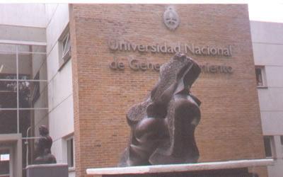 universidad de general sarmiento