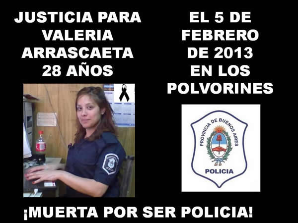 matan una policia