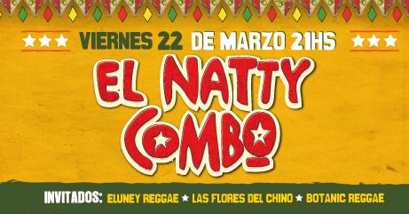 EL NATTY COMBO en San Miguel