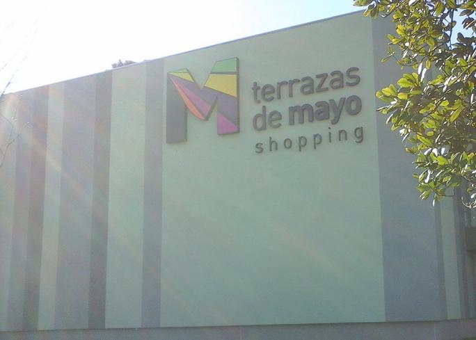 Llegó El Shopping Terrazas De Mayo
